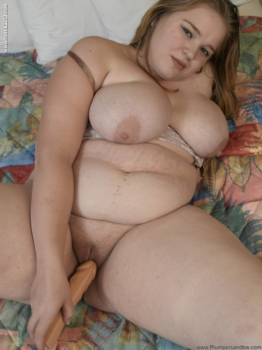 Young fattie gets naked and masturbates on cam 1