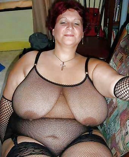 Remarkable, rather mature nude bbw granny your