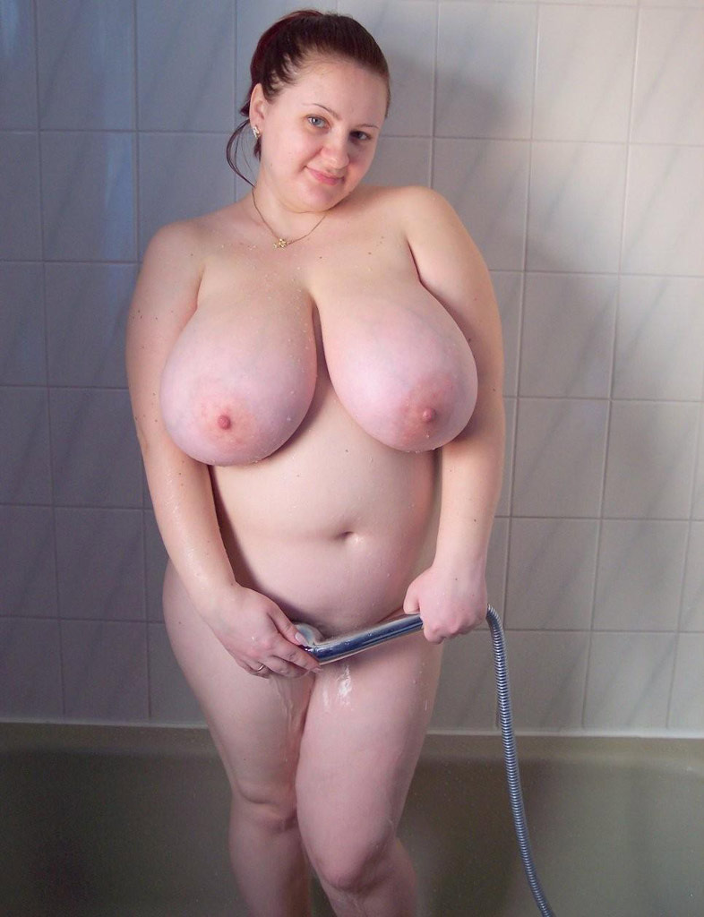 Certainly bbw naked shower