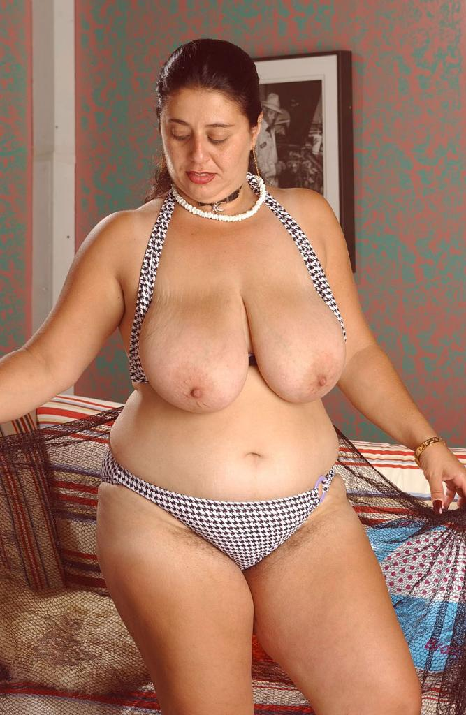 Mature and fat