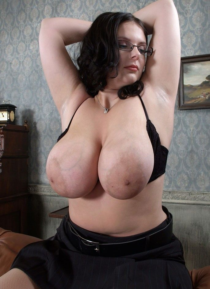 Secretary With Big Breasts