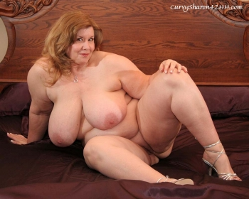 Hot ginger mature porn star nude
