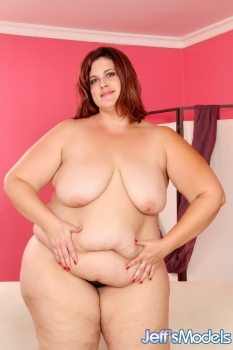 nude bbw fat girl