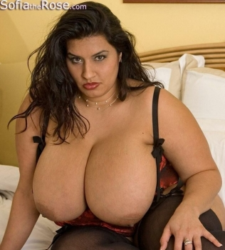 Sofia Rose hot big boobs